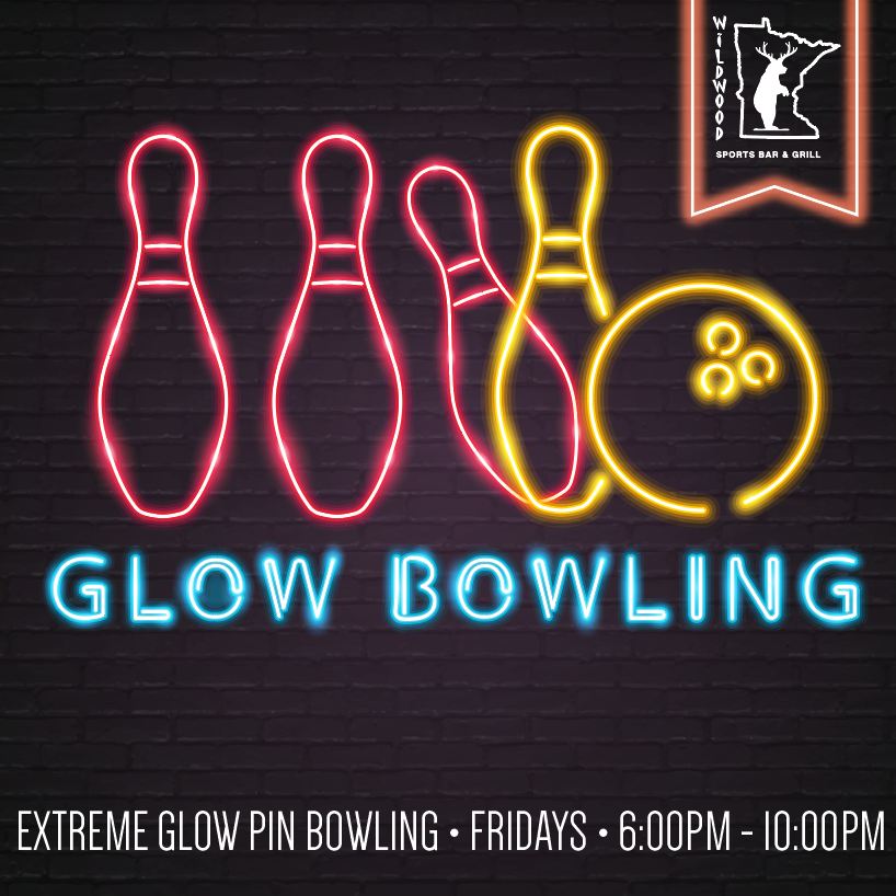 Glow Bowling Every Friday in December