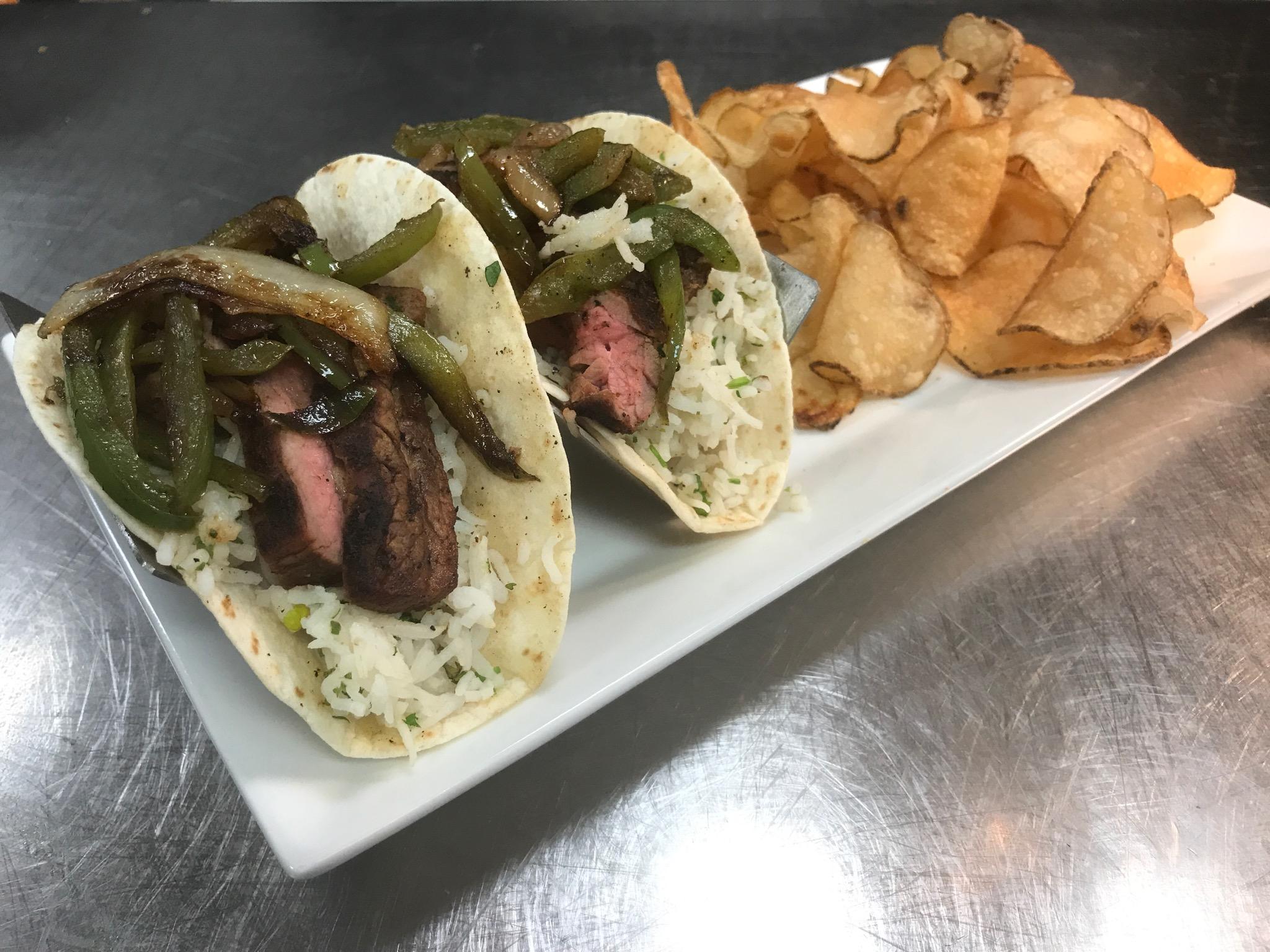 Chipotle Steak Taco