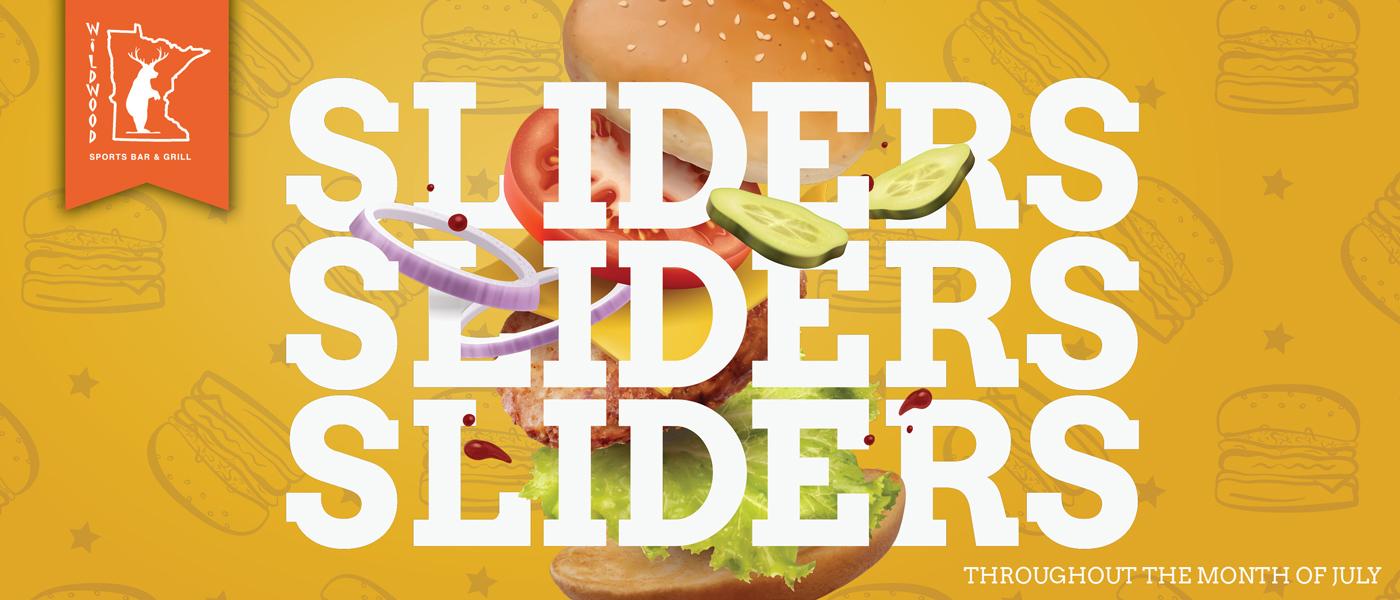 Sliders Sliders Sliders