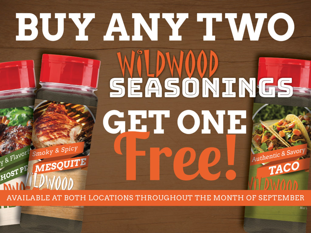 Wildwood Seasonings