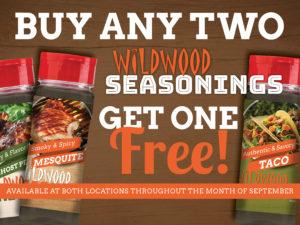 Wildwood Seasonings