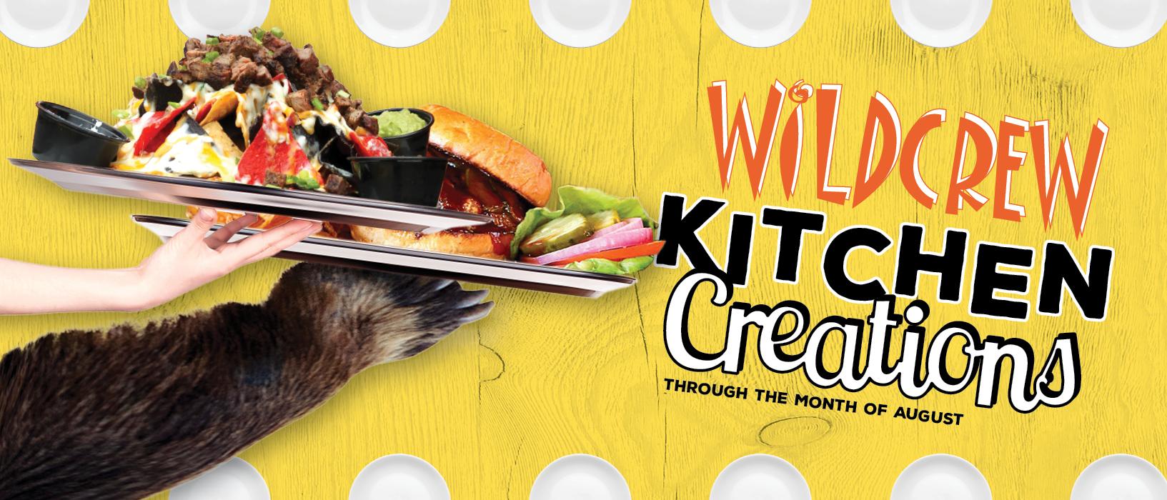Wildcrew Kitchen Creations