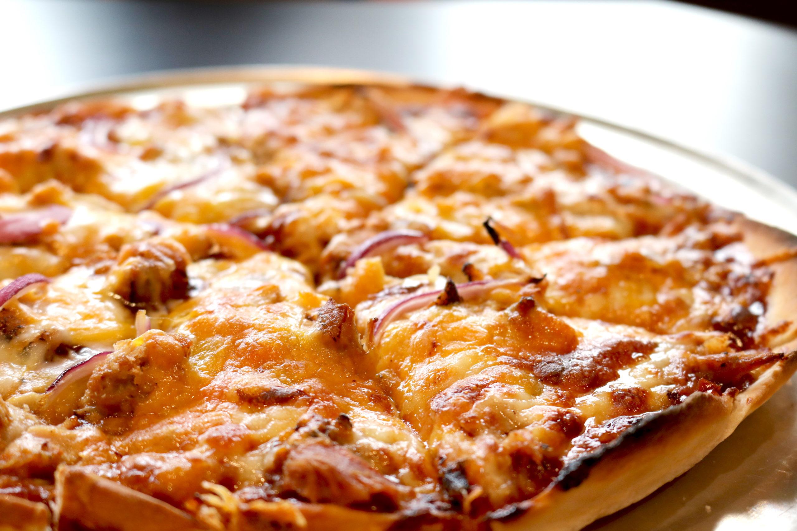 2 Medium 2-Topping Pizzas