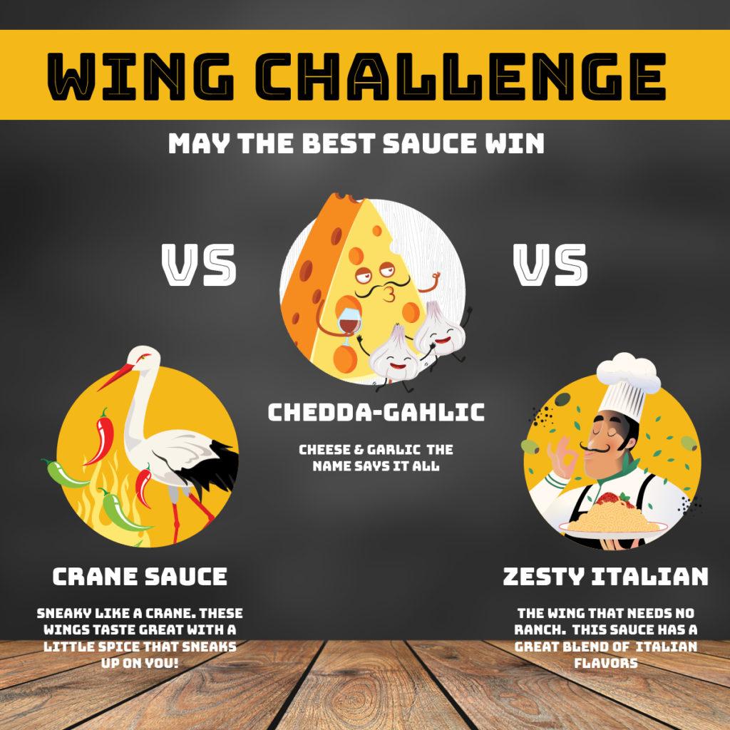 wildwood wing challenge